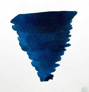 Diamine Blue Black blåsort blæk