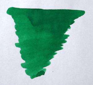 Diamine Ultra Green fyldpenneblæk
