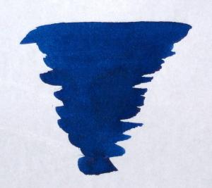Diamine Majestic Blue fyldepenneblæk