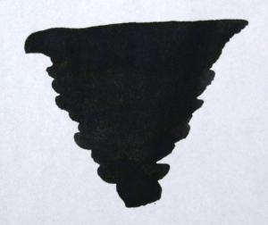 Diamine Onys sort blæk