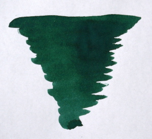 Diamine Sherwood Green blæk