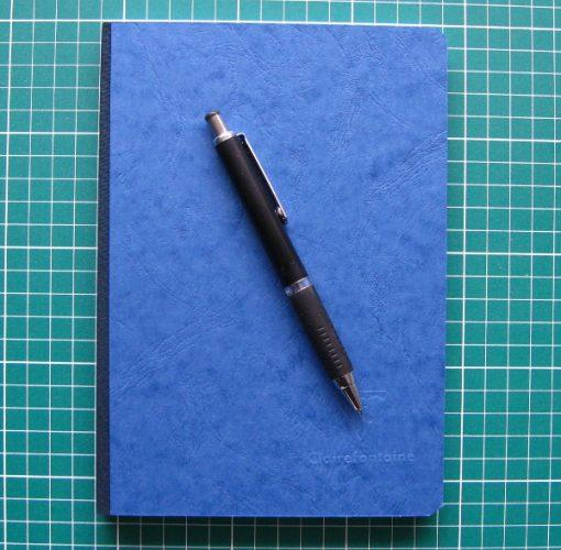 Ternet A5 notesbog