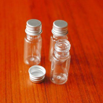 Blækflasker til blanding